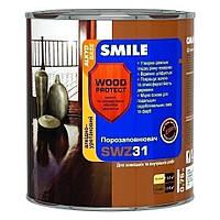 Порозаполнитель SMILE Wood Protect SWZ-31, Elite 0,75 л
