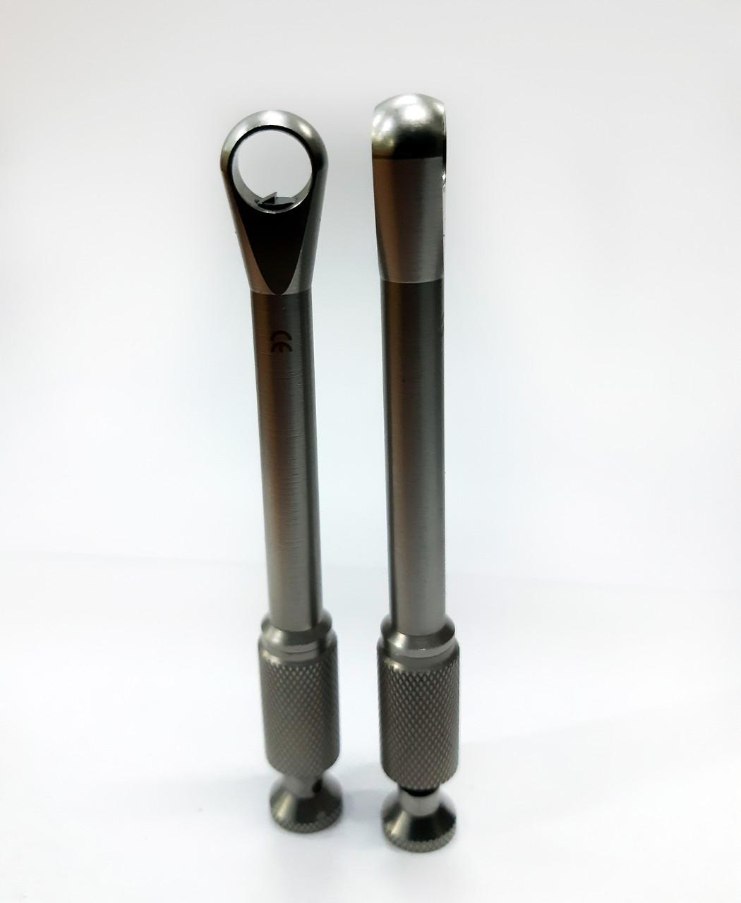 Динамометрический ключ, Ключ-трещотка для имплантации