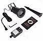 Лазерный проектор для дома Star Shower White Snowflake WP1 | гирлянда лазерная подсветка для дома, фото 5