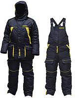 Костюм зимний Fishing ROI Thermal Pro 2 сине-желтый M