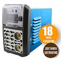 Cварочный инвертор BauMaster AW-97I27SMDK 270 А, 160-250 В, эл 1.6-5 мм 60% дисплей кейс