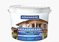 """Краска фасадная воднодисперсионная """"AQUAMARINE"""" TM """"Корабельная"""" 14 кг."""