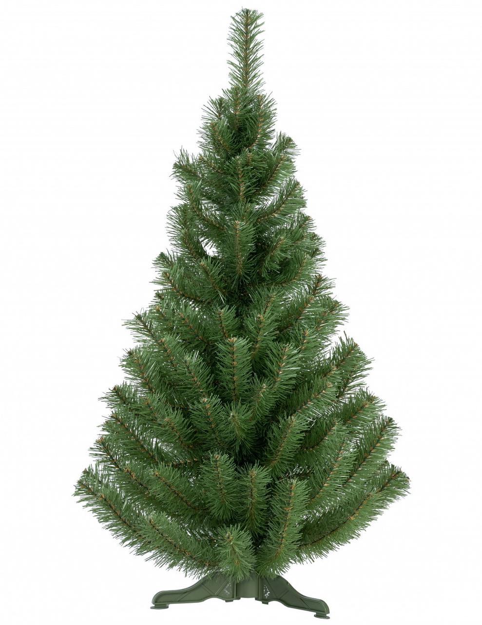 Декор Елка Новогодняя Рождественская Ель Из Искусственной Хвои 90х55см 1К (ProFit53)