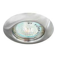 Встраиваемый светильник Feron DL13 CHR MR16 GU5.3 точечный хром