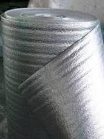 Полиизол фольгированный 2мм, 1х50м TEPLOIZOL