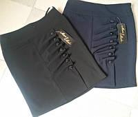 Модная юбка для школы Веер.  код 515-1 MM