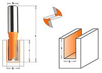 Фреза пазовая прямая CMT ф12x25,4мм хв.12мм (арт. 911.620.11)