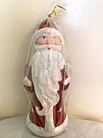 Дед Мороз новогодняя игрушка 32см