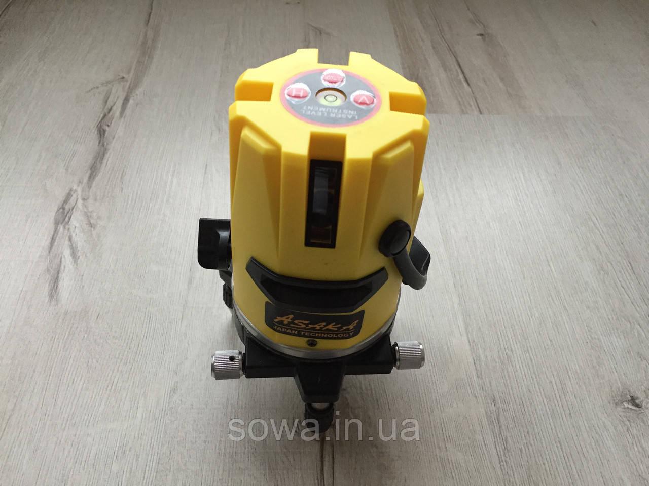 ✔️ Лазерний рівень нівелір Asaka ASNL01