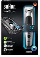 Машинка для стрижки волосся Braun Hair Clipper HC 5050