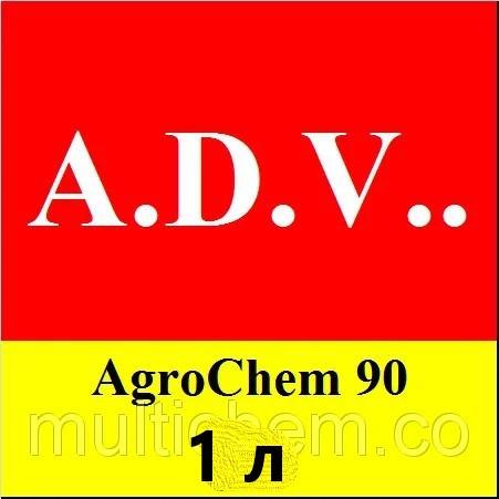 MultiChem. Прилипач AgroChem 90, 1 л. Прилипатель для растений, для гербицидов.