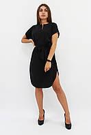 (S, M, L) Вишукане чорне повсякденне плаття