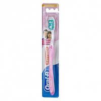 Зубная щетка Oral B деликатное отбеливание