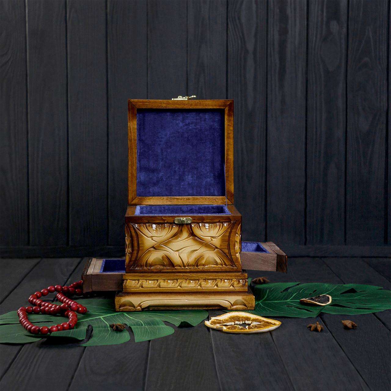 Скринька з секретом ручної роботи
