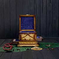 Скринька з секретом ручної роботи, фото 1