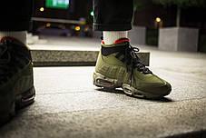 Мужские кроссовки Nike Air Max 95 Winter Green ( Реплика ), фото 3