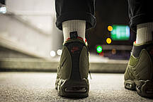 Мужские кроссовки Nike Air Max 95 Winter Green ( Реплика ), фото 2