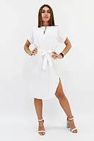 (S, M, L) Вишукане біле повсякденне плаття