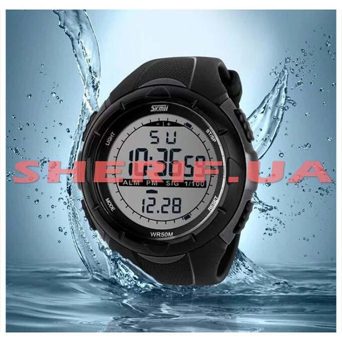 Часы Skmei 1025 Black