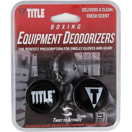 Дезодорант-освежитель в шариках TITLE TB-i1072 пара, фото 2