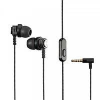 Наушники HF Gelius Pro GP-HF230 Alto Black with mic, фото 1