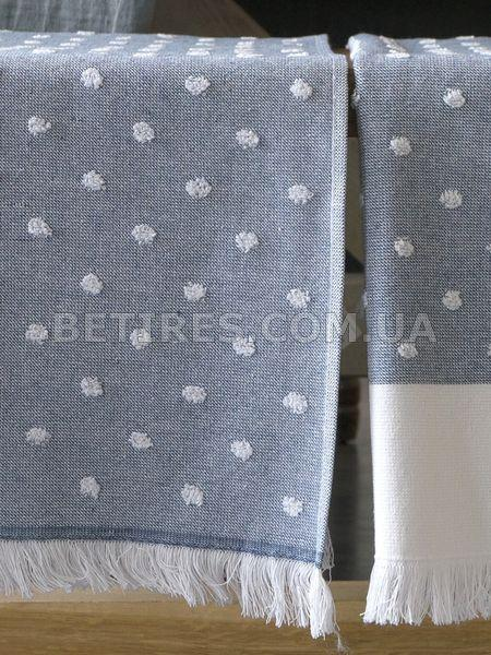 Набор кухонных полотенец PAVIA PEA BLUE (50x75-2шт.)