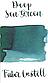 Чернила Graf von Faber-Castell Deep Sea Green в стеклянной баночке 75 мл, цв. темно-зеленый (перманент) 141008, фото 7