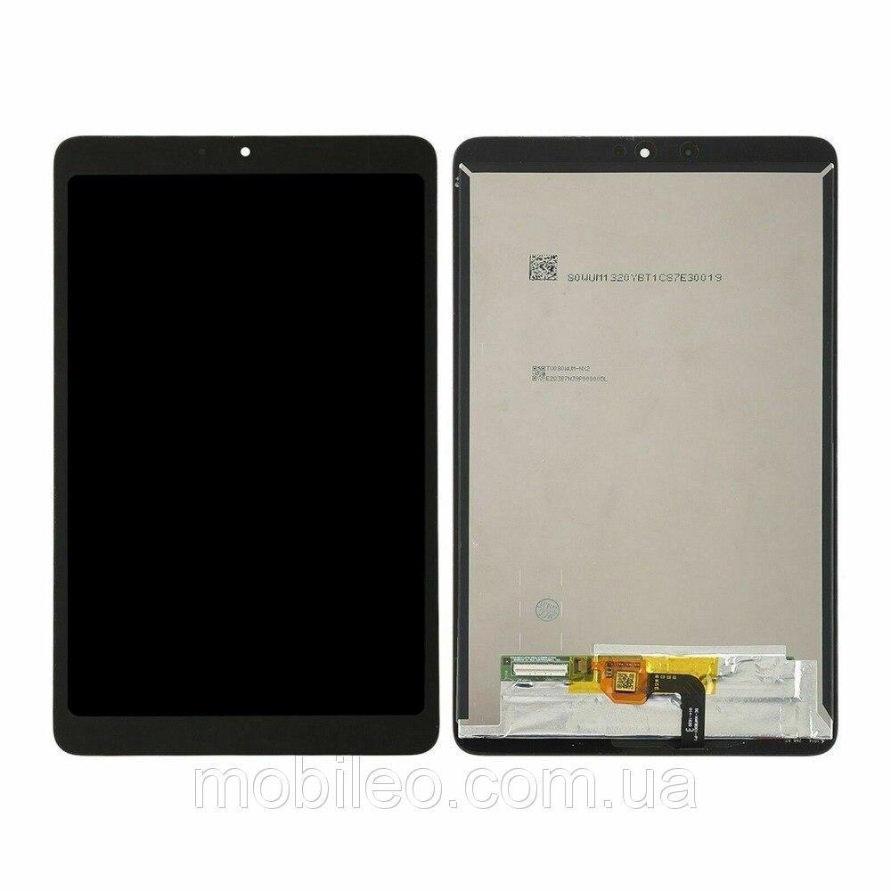 Дисплей (LCD) планшет Xiaomi Mi Pad 4 с тачскрином, чёрный