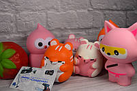 Сквиши антистресс (для детей и для взрослых, забавная игрушка), фото 5
