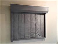 Противодымные шторы DoorHan с пределом огнестойкости E60, E120, фото 1