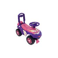 "Машинка для катання ""Автошка"" з музичним кермом"