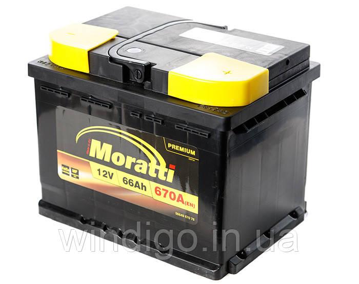 Moratti Premium 6СТ-66 (0)