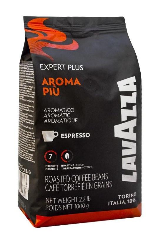 Кофе в зернах Lavazza Expert Plus Aroma Piu 1кг
