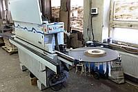 Brandt KDN330 кромкооблицовочный станок бу 2007г. проходной, торцовка+фрезерование, фото 1