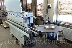 Brandt KDN330 кромкооблицювальний верстат бу 2007р. прохідний, торцювання+фрезерування