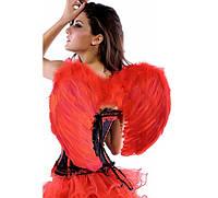 Крылья Красные Большие, фото 1