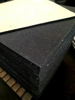 Резиновая плитка 1000-1000 мм.Толщина 8 мм. Армированная., фото 1