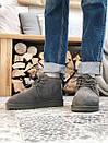Мужские серые ботинки-угги UGG Neumel Gray до -30°C, фото 8