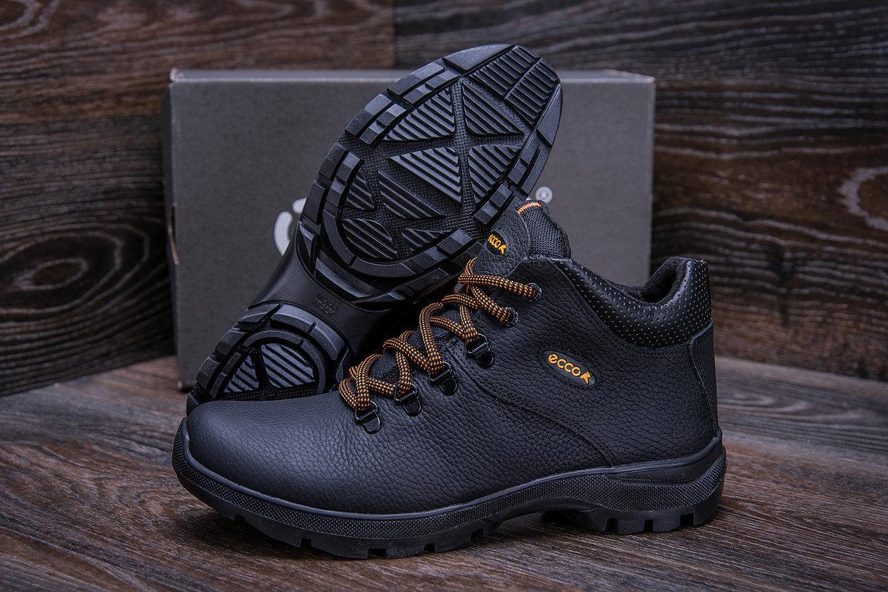 Мужские зимние кожаные ботинки в стиле E-series Infinity