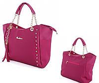 Женская Розовая Сумка, фото 1