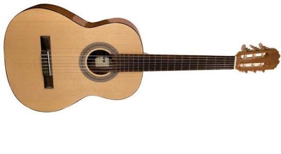 Классическая гитара ADMIRA ALBA 3/4 Классическая гитара 3/4