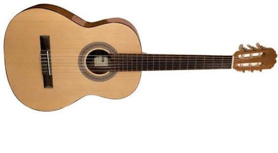 Классическая гитара ADMIRA ALBA 3/4 Классическая гитара 3/4, фото 2