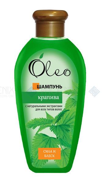 Шампунь для волос Oleo Крапива 300 мл