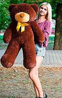 Плюшевый Мишка 120см. Большая Игрушка Мишка игрушка Плюшевый медведь Мягкие мишки игрушки Ведмедик (Шоколад), фото 1