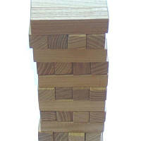 Дженга (бруски квадратного сечения), фото 1