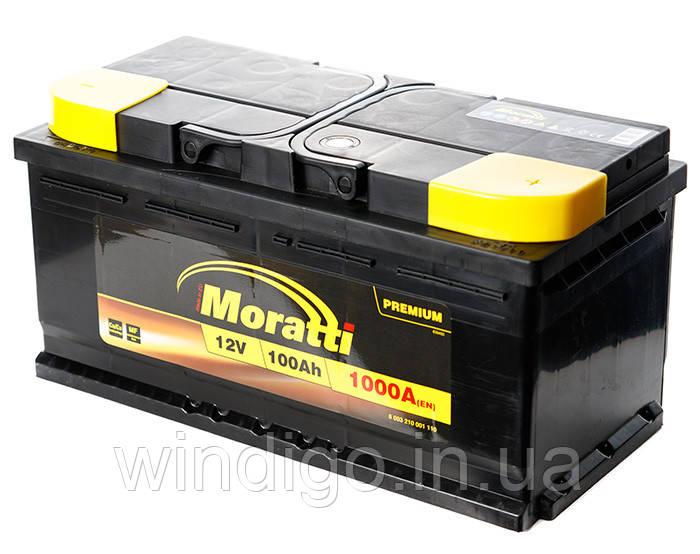 Moratti Premium 6СТ-110 (0)