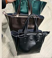 Женская кожаная сумка 62 натуральная кожа в расцветках