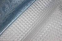 Сінтепон 150 стеганий на подклад нейлоновий  білий, фото 1