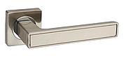 Дверная ручка Kedr R 06.348 (никель/сатин)