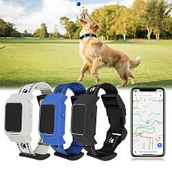 Водонепроникний GPS трекер для домашньої тварини (коти, собаки) D35